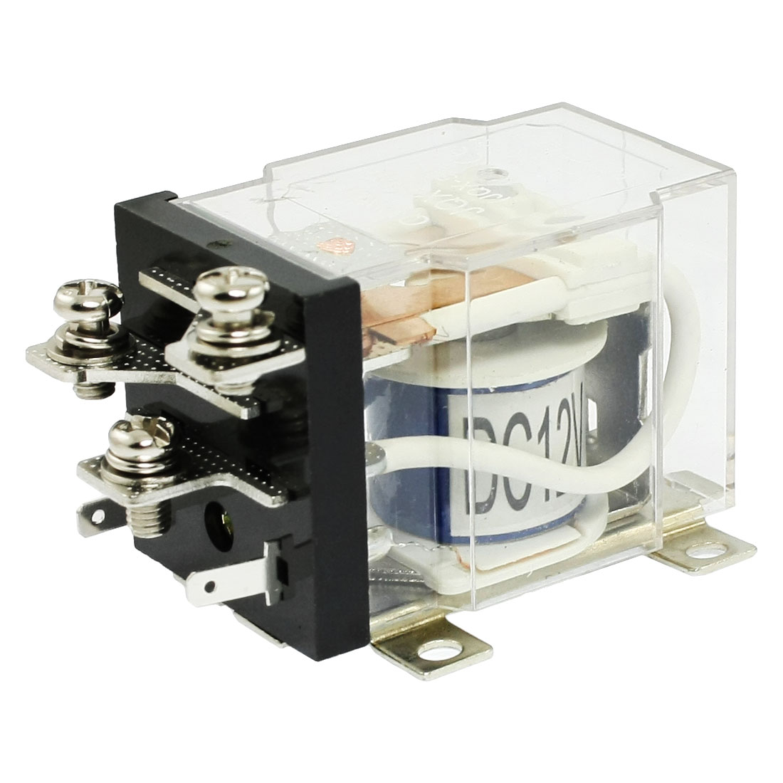JQX-60F-1Z Coil Voltage DC 12V 60A SPDT Electronmagnetic Relay