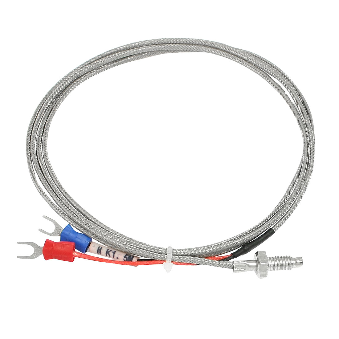 1.5M 0-500 Celsius Screw Thermocouple K Type for Exhaust Gas Temp Probe