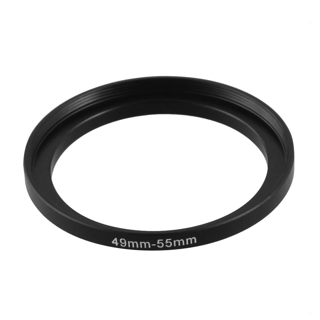 Camera Lens Filter Replacement 49mm-55mm Step Up Ring Adapter