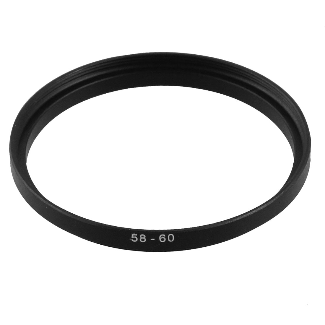 Camera Replacement Metal 58mm-60mm Step Up Filter Ring Adapter