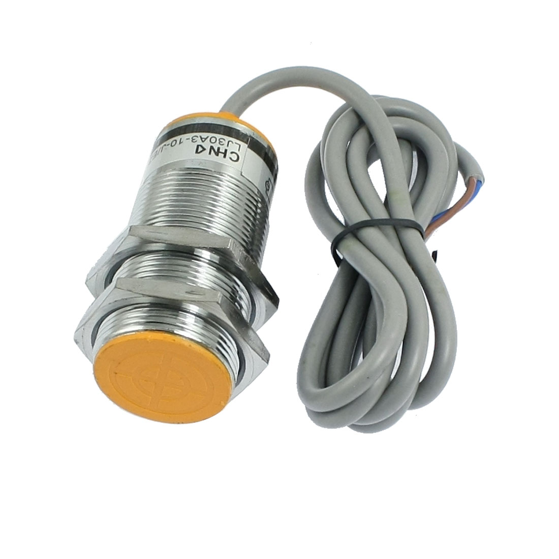 LJ30A3-10-Z/AY 10mm Cylinder Inductive Proximity Sensor Switch NO AC 90-250V