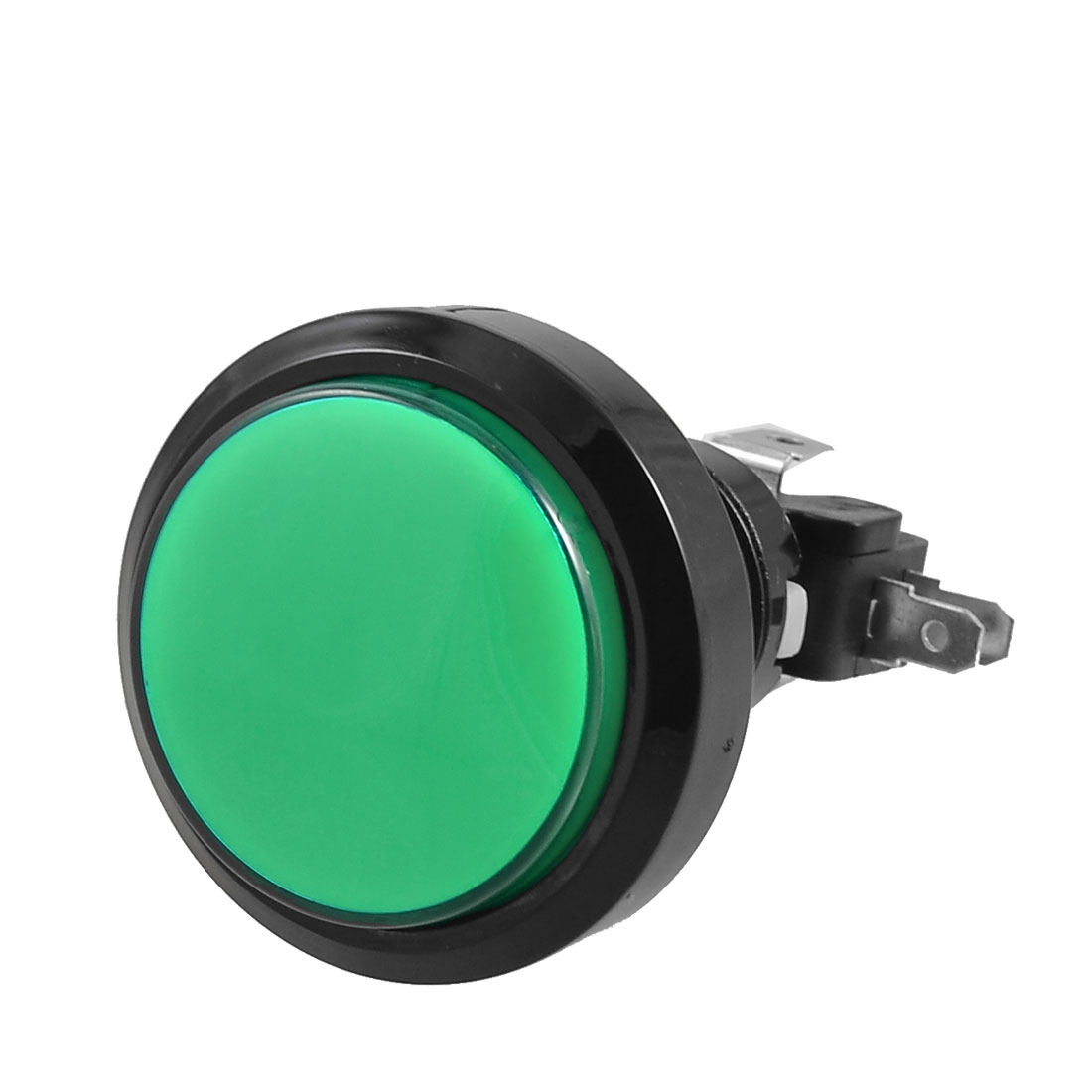 Arcade Game 36mm Green Illuminated Momentary Push Button SPDT Micro Switch