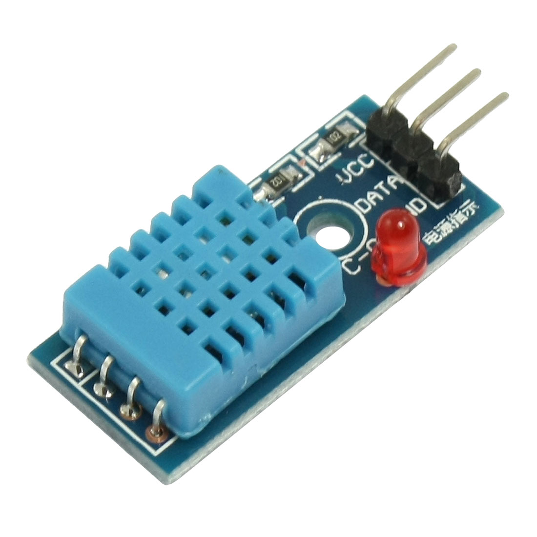 DHT11 Single Digital Output Temperature Humidity Sensor Module