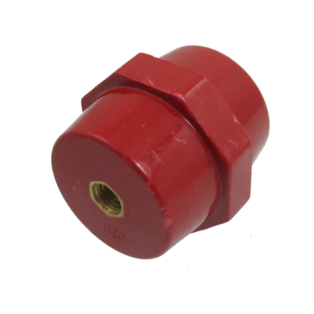 "9/25"" Thread Dia Red Busbar Support Enhanced Insulator SM-50"