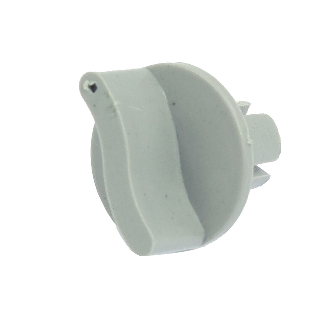 Washing Machine Parts Hard Plastic Turning Knob Gray
