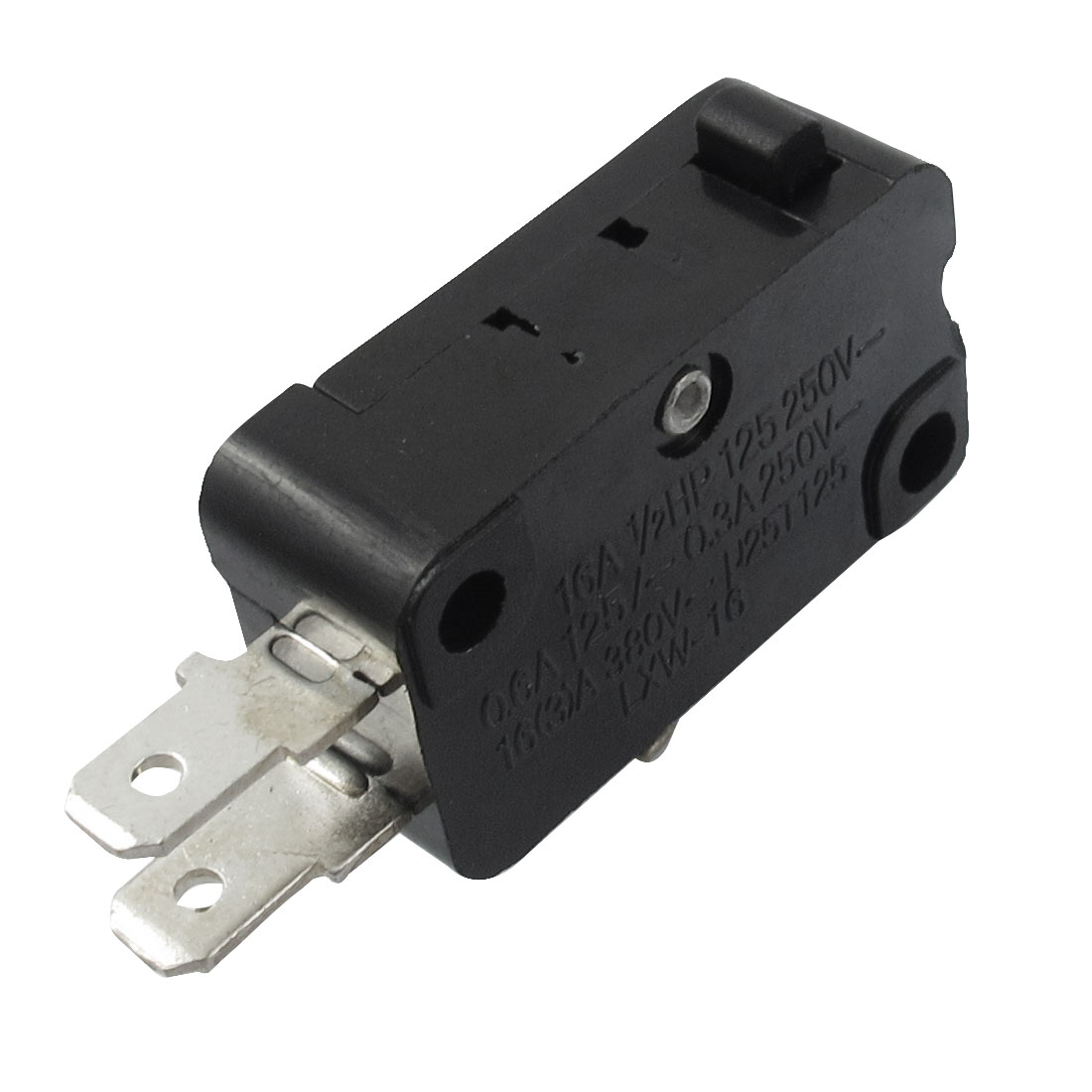Button Actuator 3-Terminals NO NC Momentary Limited Miniature Micro Switch