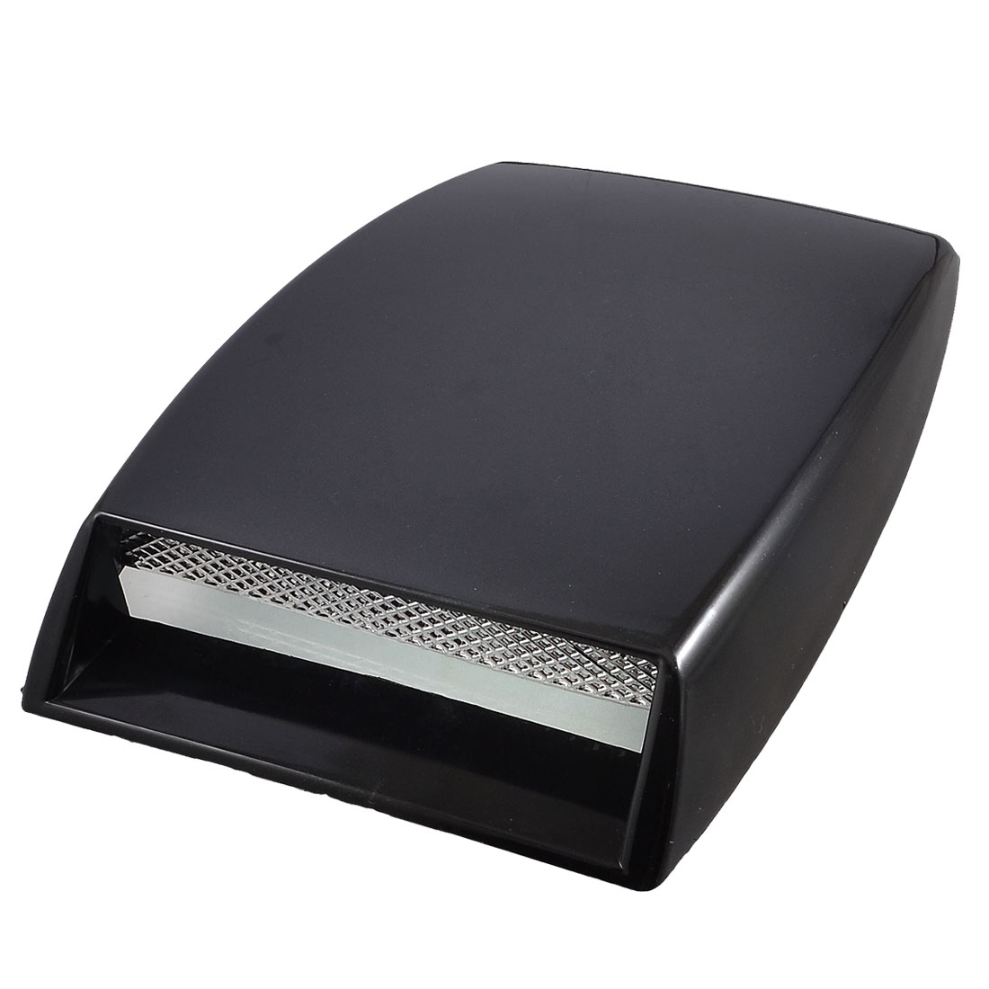 Car Auto Black Plastic Decorative Air Flow Vent Cover Hood