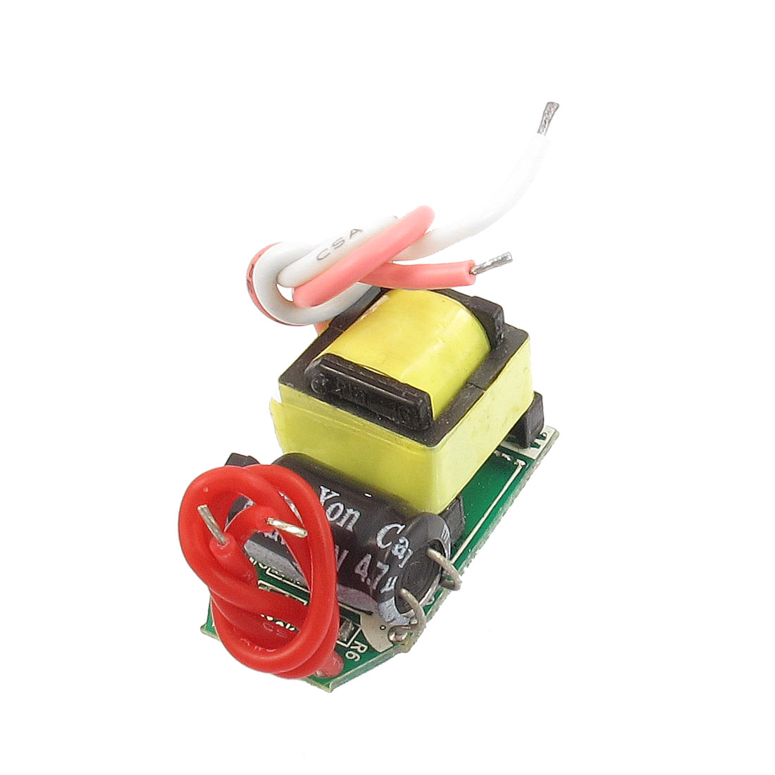 AC 85V-265V Input 8V-16V 300mA Output LED Power Supply Module
