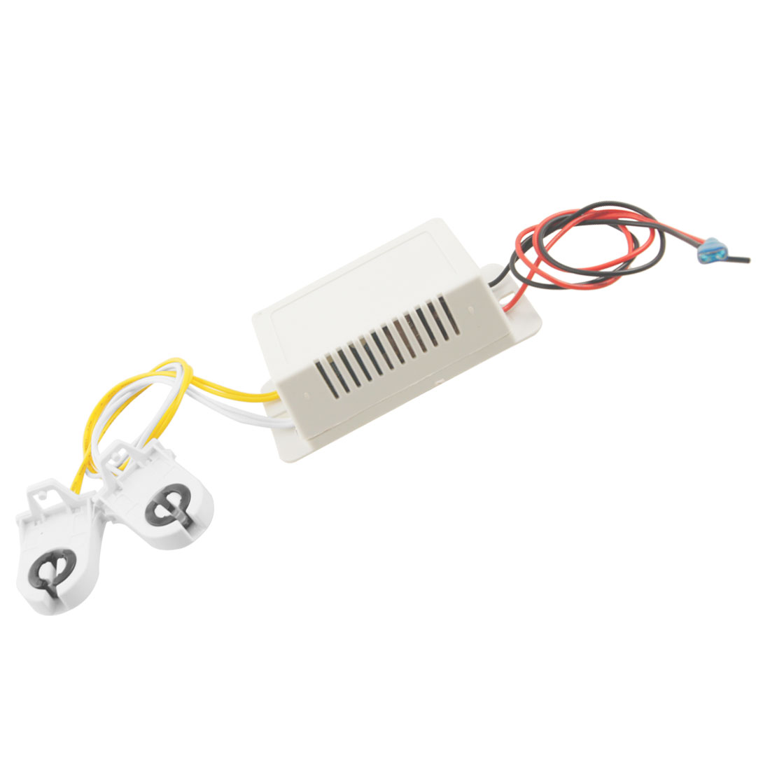 AC 300V White Housing Fluorescent Lamp Light Electronic Ballast