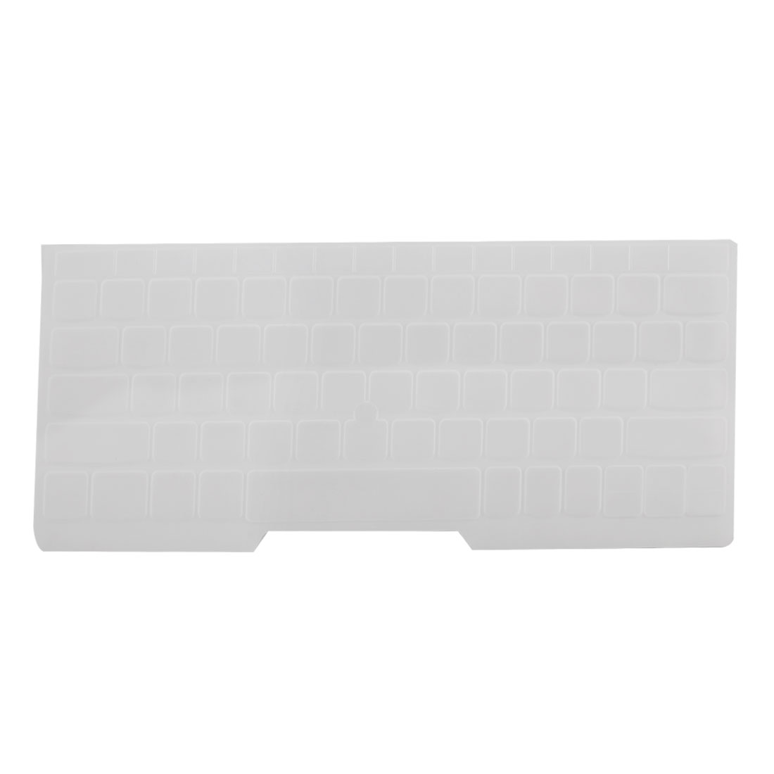 Clear Silicone Keyboard Protective Cover Film for Lenovo Thinkpad E125 E220S