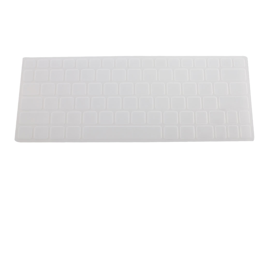 Clear Silicone Keyboard Protective Cover Film for Asus EPC 1000HE 1004DN 1015T