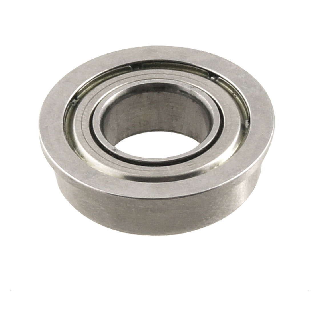 Silver Tone 16mm x 8mm x 5mm Shield Premium Ball Bearing
