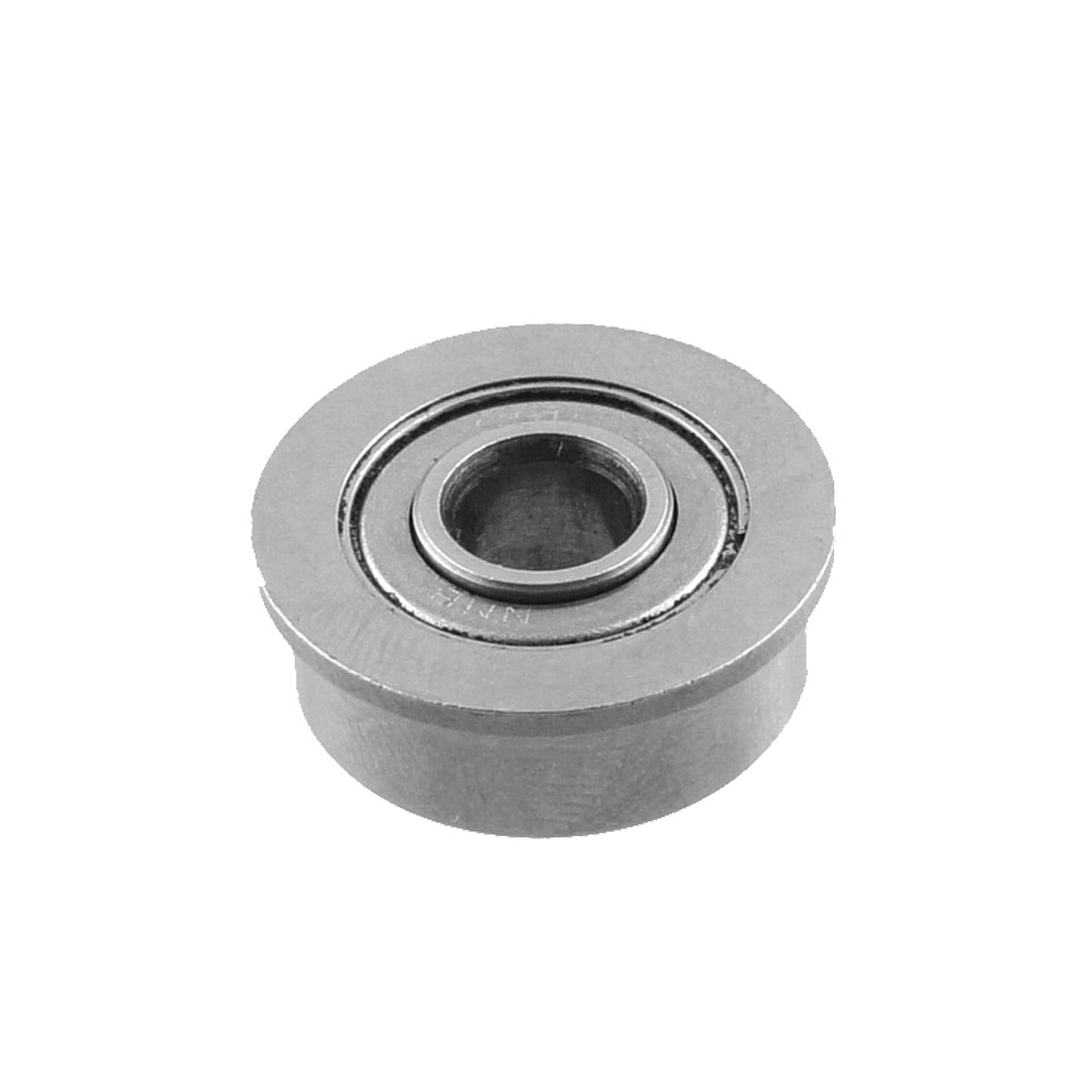 Radial Shielded 14.5mm x 4.5mm x 6mm Deep Groove Flanged Ball Bearing