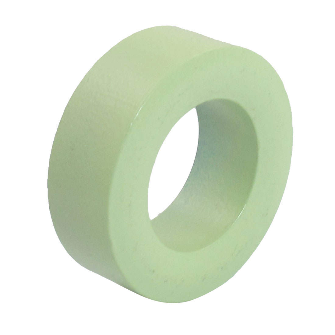 40mm Outside Dia Magnetism Ferrite Ring Core Pale Green Blue