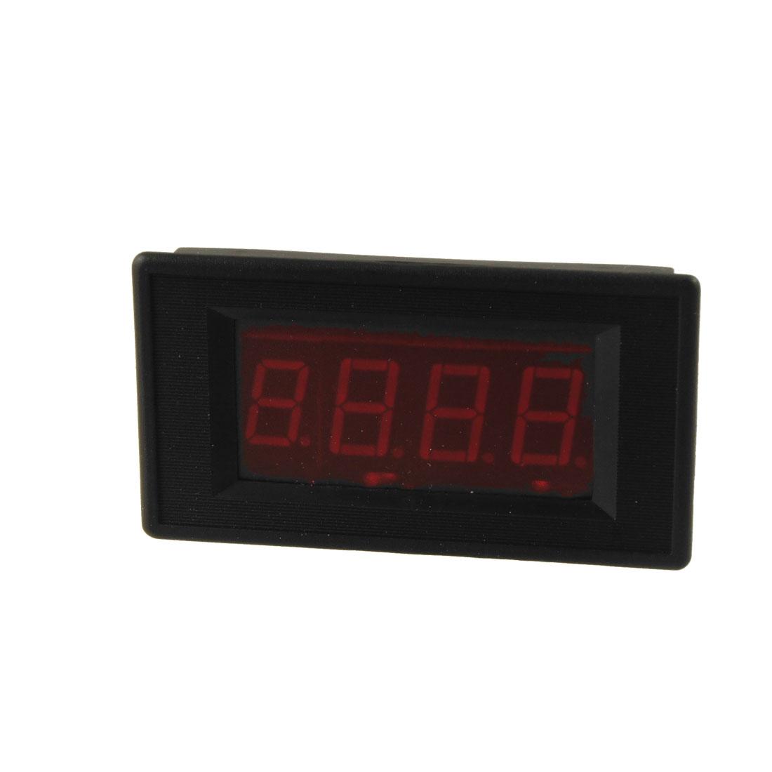 Red LED Digital Display AC 0-300V Voltage Test Panel Voltmeter