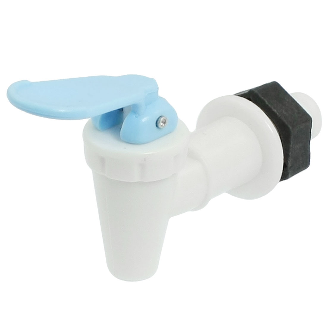 Replacement White Blue Black Plastic Water Dispenser Faucet Tap