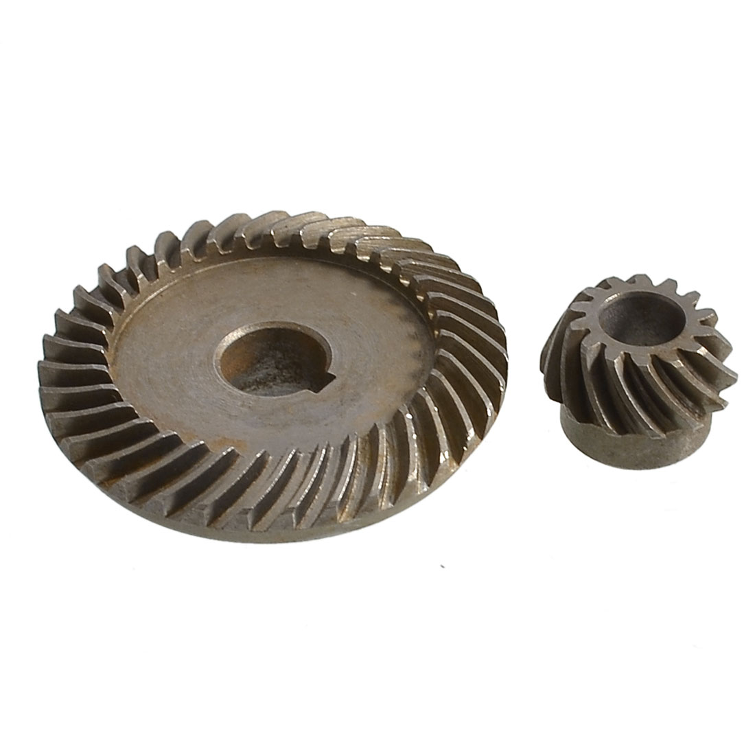 35-teeth Gear 14 Tooth Spiral Bevel Pinion Set for 100 Angle Grinder