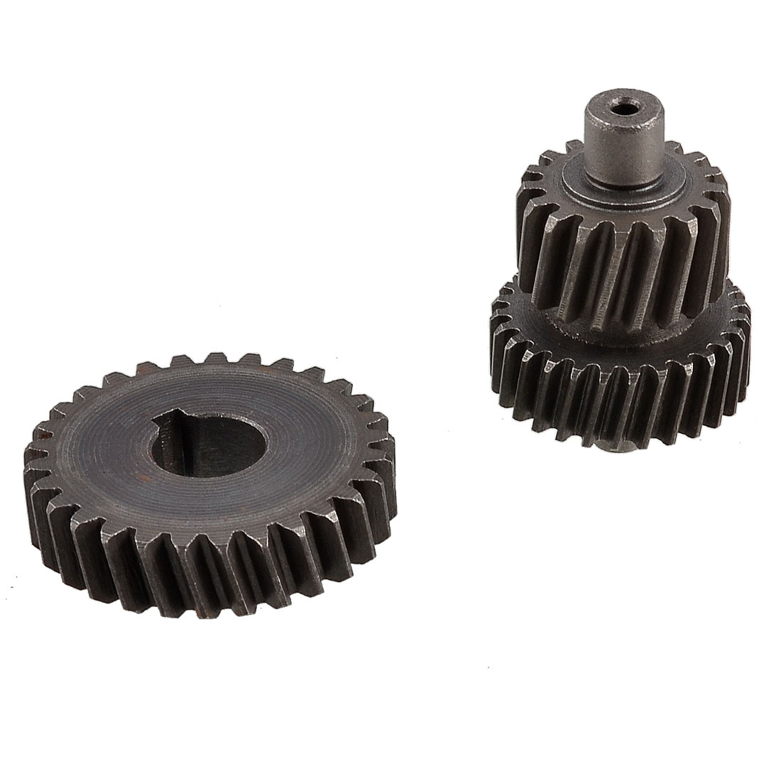 2.5 Type 29 Teeth Ring Gear Spiral Bevel Pinion for Electric Machine