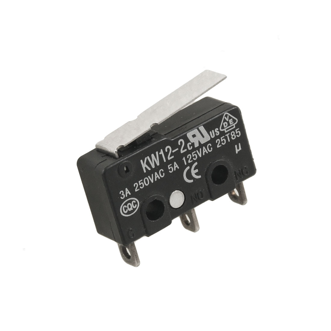 Short Hinge Lever SPDT Momentary Micro Limit Switch 3A/250V 5A/125V AC