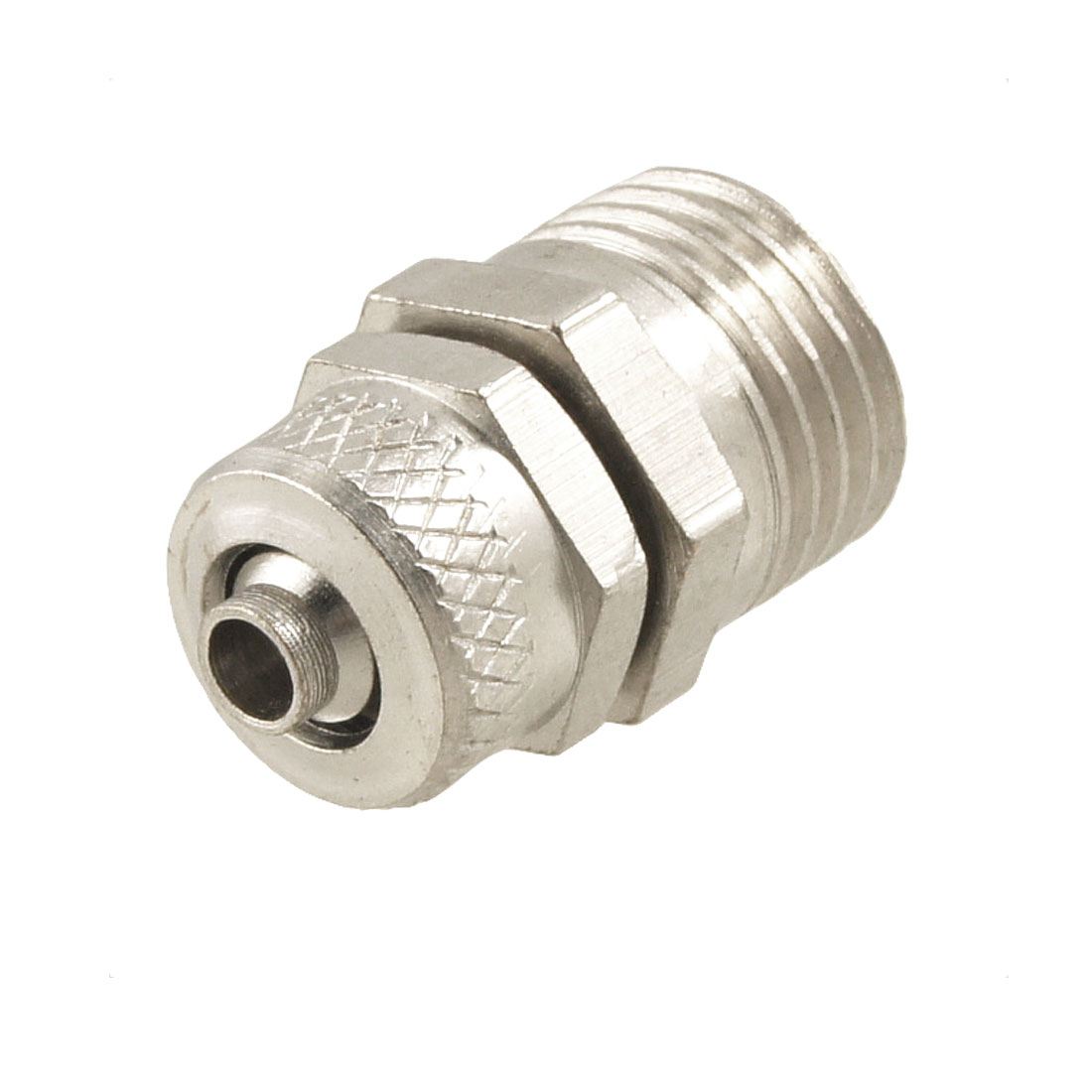 12.7mm Male Thread 4mm Pipe Air Pneumatic Quick Coupler Connector