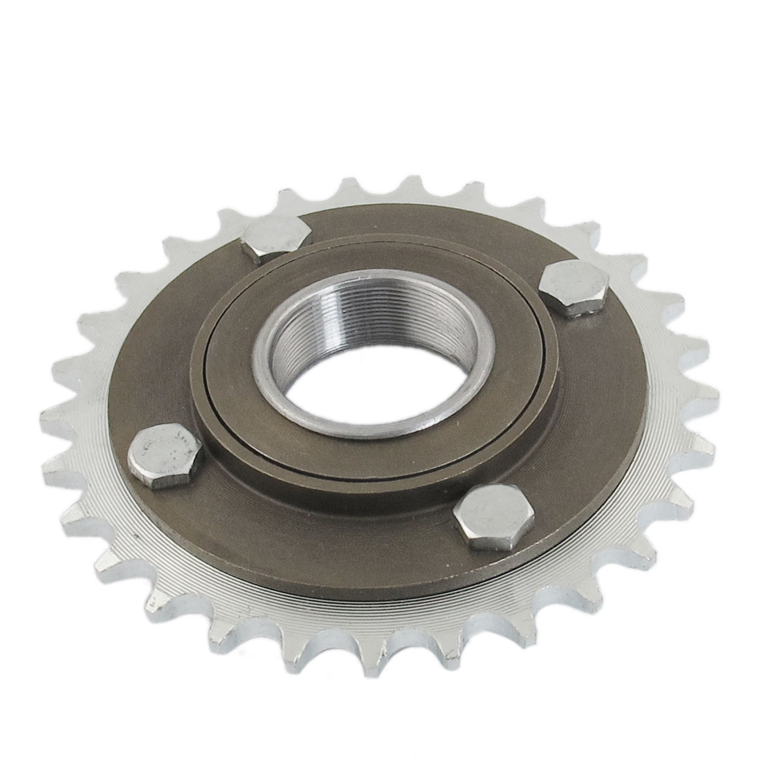 34mm Dia Bore 29 Teeth Simplex Roller Electric Tricycle Chain Drive Sprocket