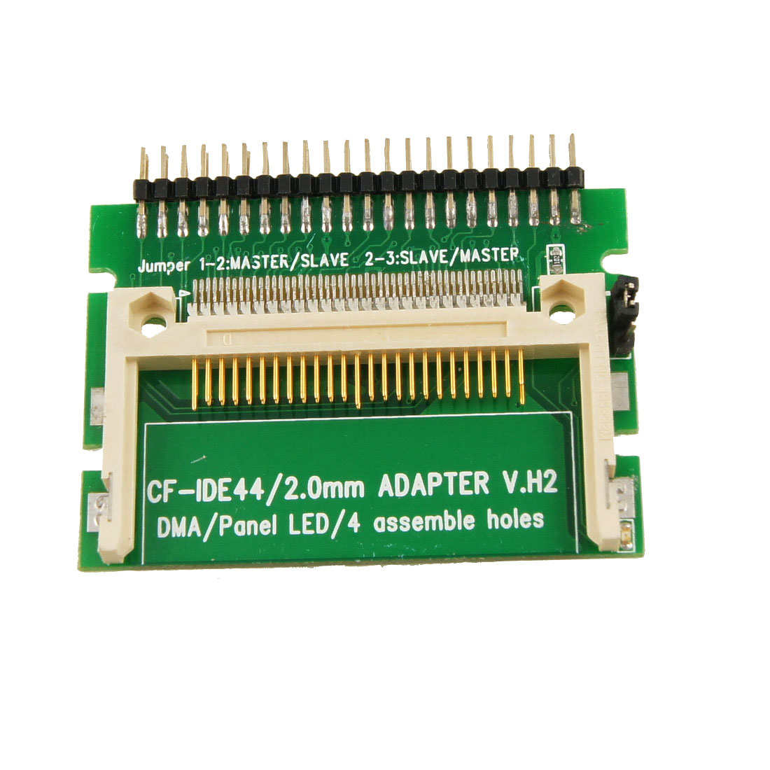 IDE 44 Pin Male to CF Compact Flash Male Adapter Adaptor