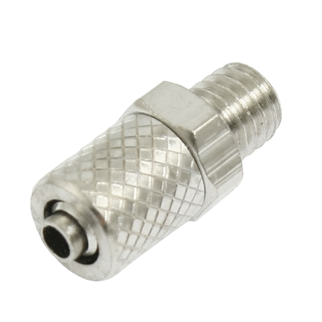5mm Male Thread 2.5mm x 4mm Tube Air Pneumatic Quick Connector Coupler