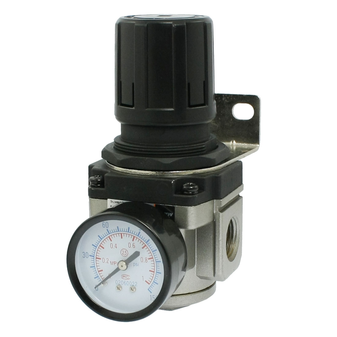 0-1Mpa Pneumatic Air Source Filter Treatment Pneumatic Regulator 1/2""