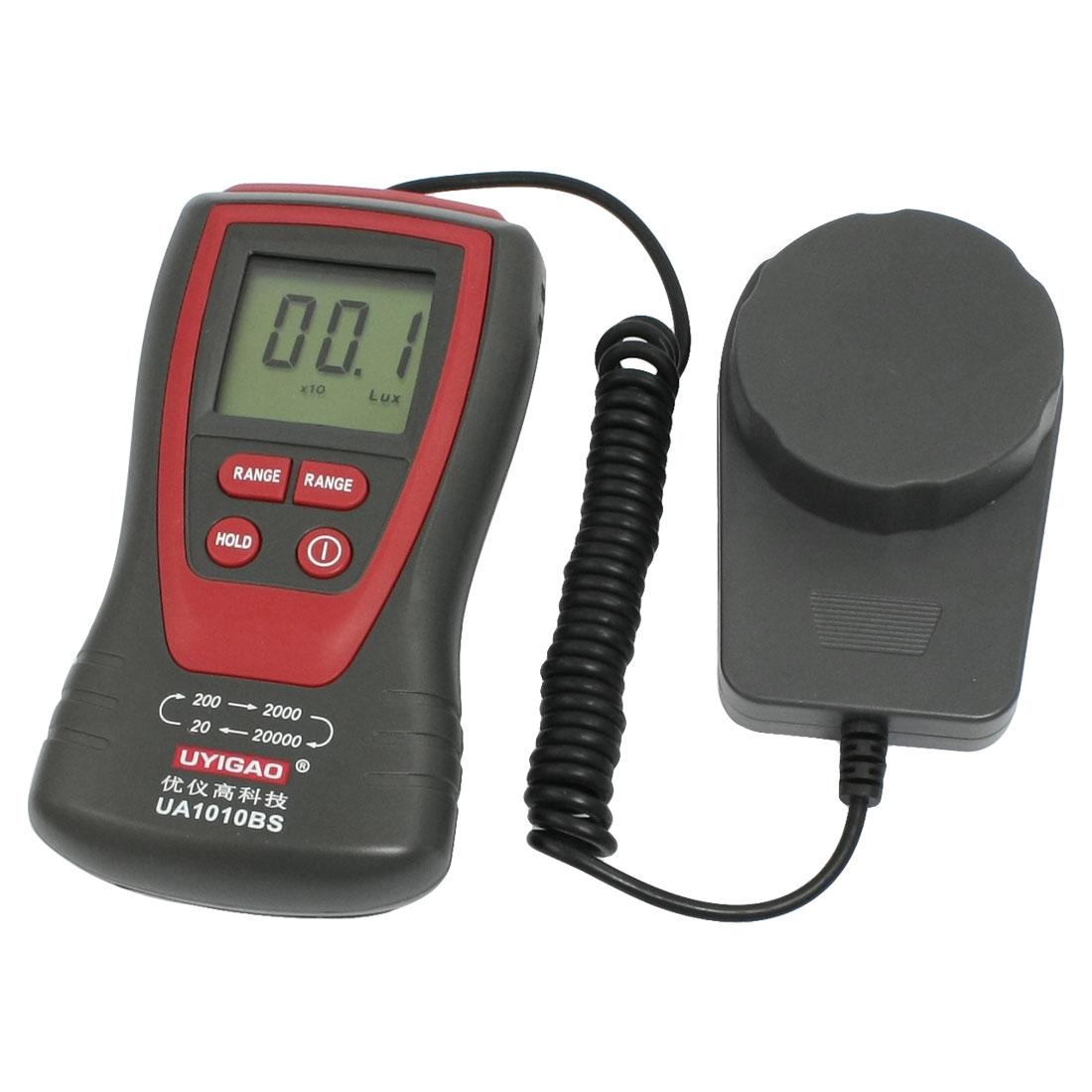 Measurement LCD Display UA1010BS Luxmeter Digital Meter