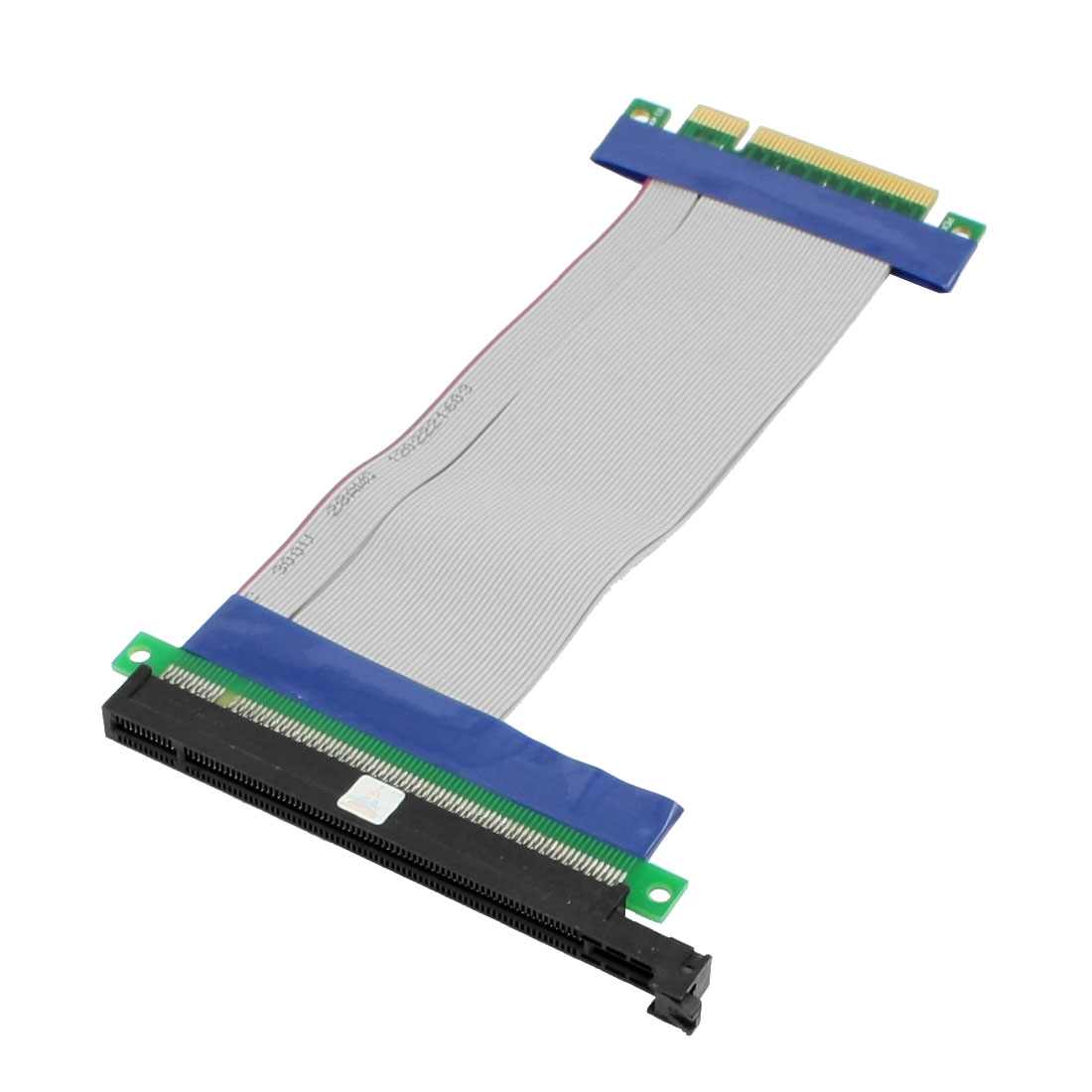 PCI-Express PCI-E 16X/8X Riser Card Extension Ribbon Cable for Computer PC