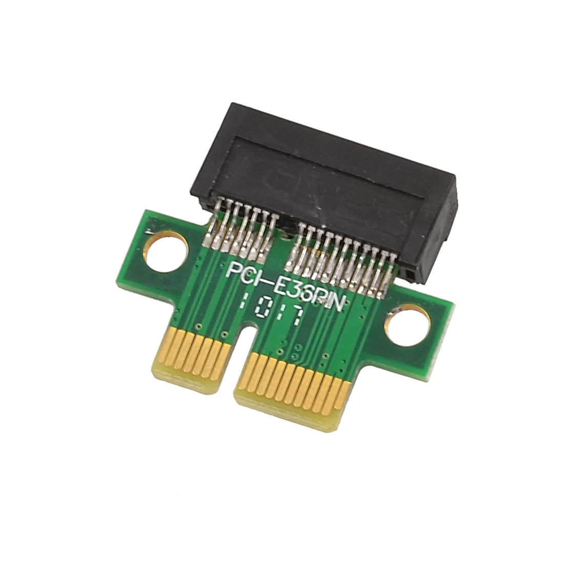 PCI-E PCI-Express 1X Male to Female Adapter Converter Connector