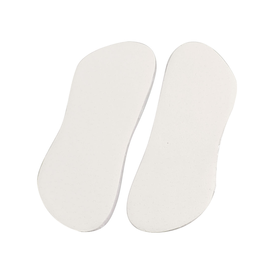 Heel insoles for big shoes