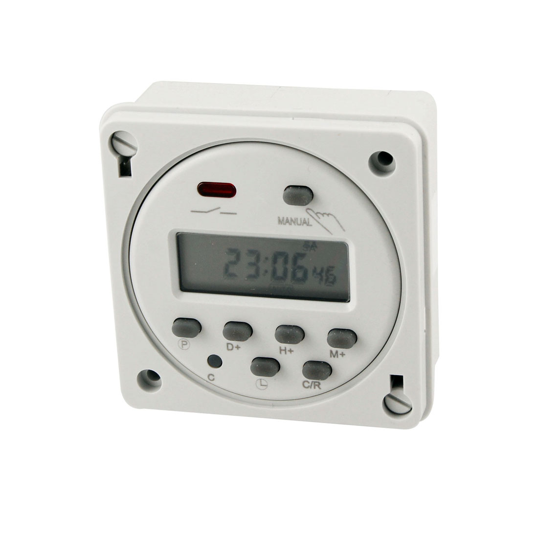 Cn101A LED Digital Power Programmable Electronic Timer Switch AC 220-240V