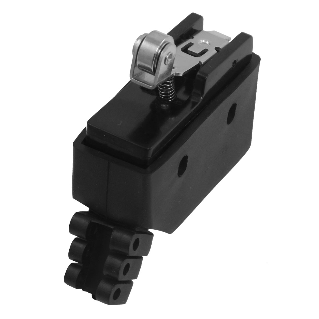 TM-1704 Short Roller Hinge Lever Momentary Limit Micro Switch 380V 15A w Cover