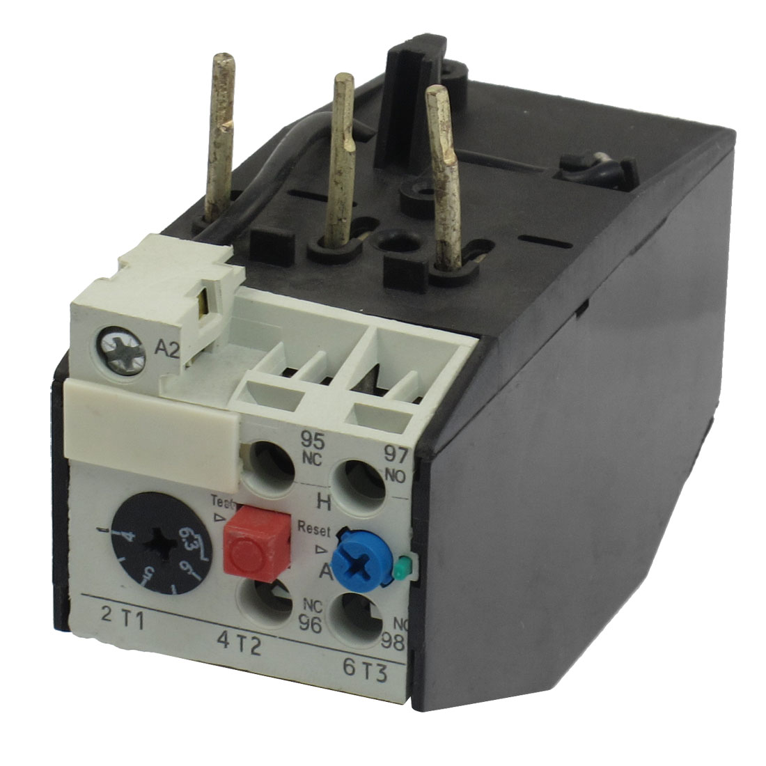 JRS2-32 6.3A 3 Pole 4-6.3A Current Range Motor Thermal Overload Relays