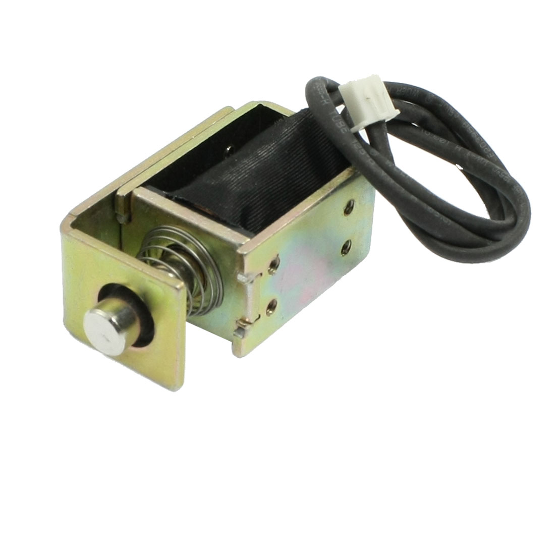 DC 6V 0.15A 7mm Stroke 30gf Force Open Frame Type Solenoid