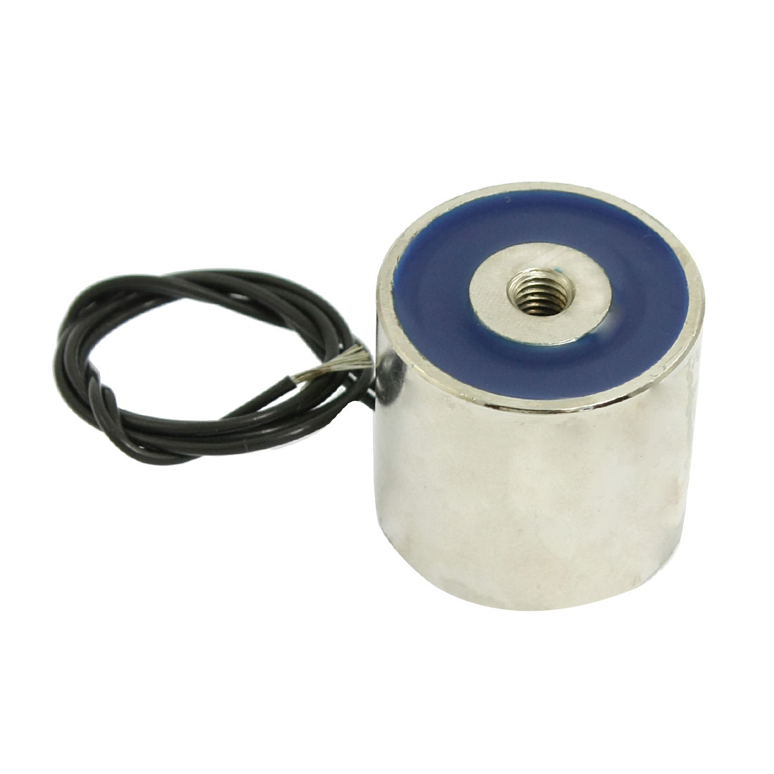 DC 12V 0.2A 18N Sucking Disc Solenoid Electro Magnet 32mm x 30mm
