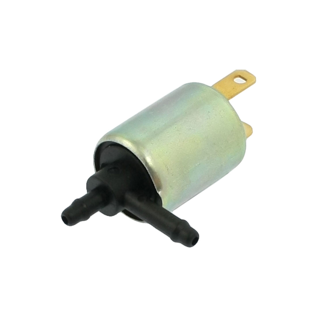 Air Powered Machine Electromagnetic Solenoid Valve DC 12V 12mA