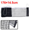 Replaceable Black White Nylon Polyester Sports Table Tennis Net