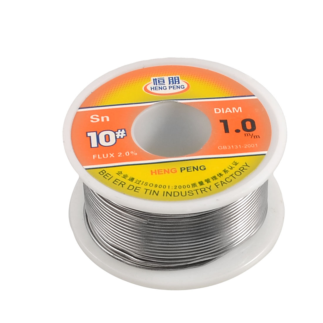 1.0mm 63/37 Rosin Core Flux Tin Lead Roll Soldering Solder Wire 10#