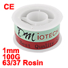 1mm 100G 63/37 Rosin Core Flux Tin Lead Roll Soldering Solder Wire