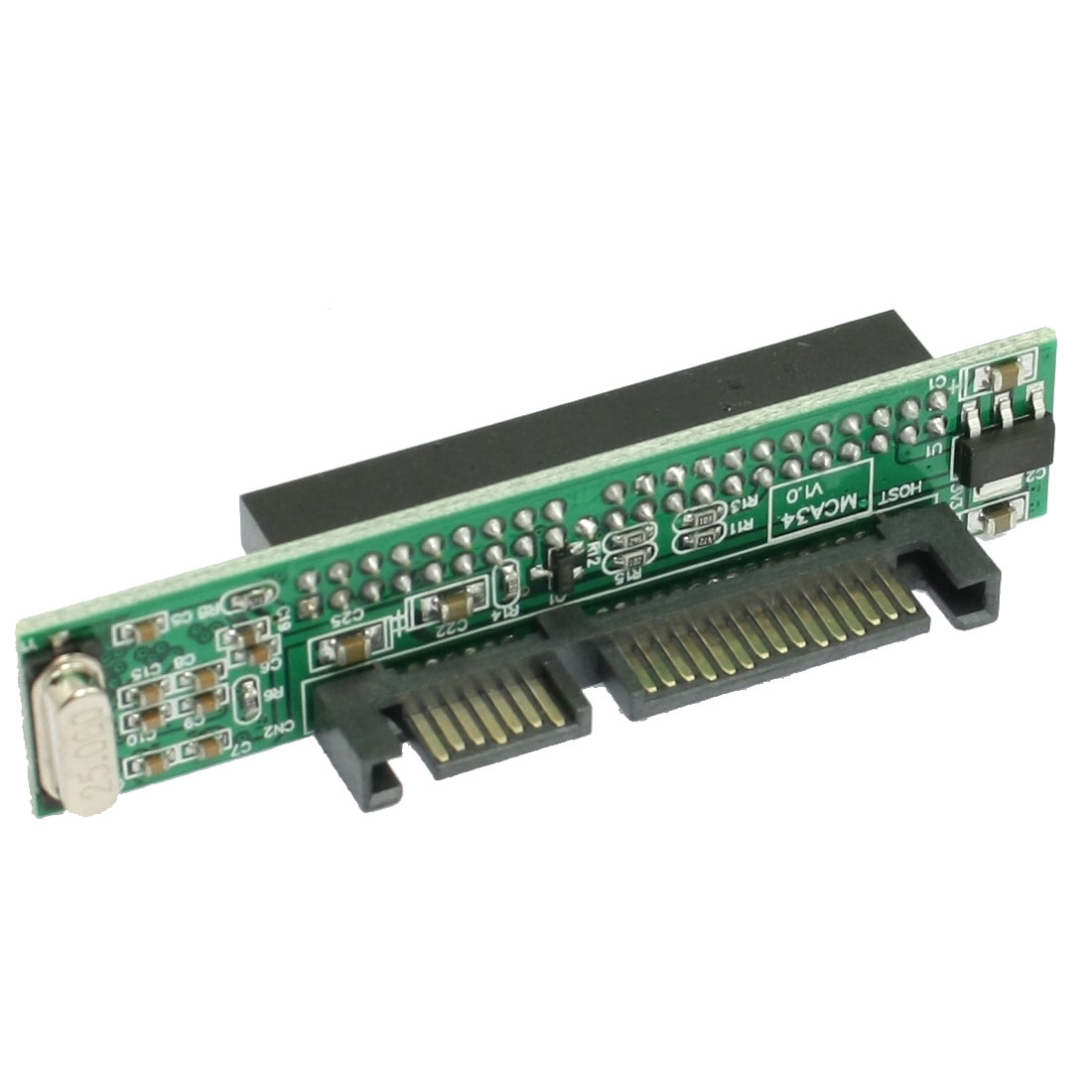 SATA Male to 44 Pin IDE Female Motherboard Converter Adapter