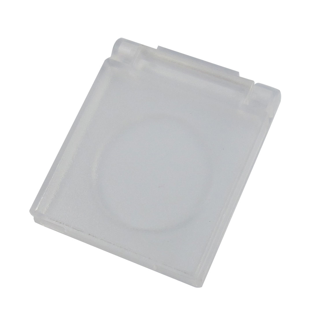 Round Push Button Switch Clear Plastic Protective Cover Guard