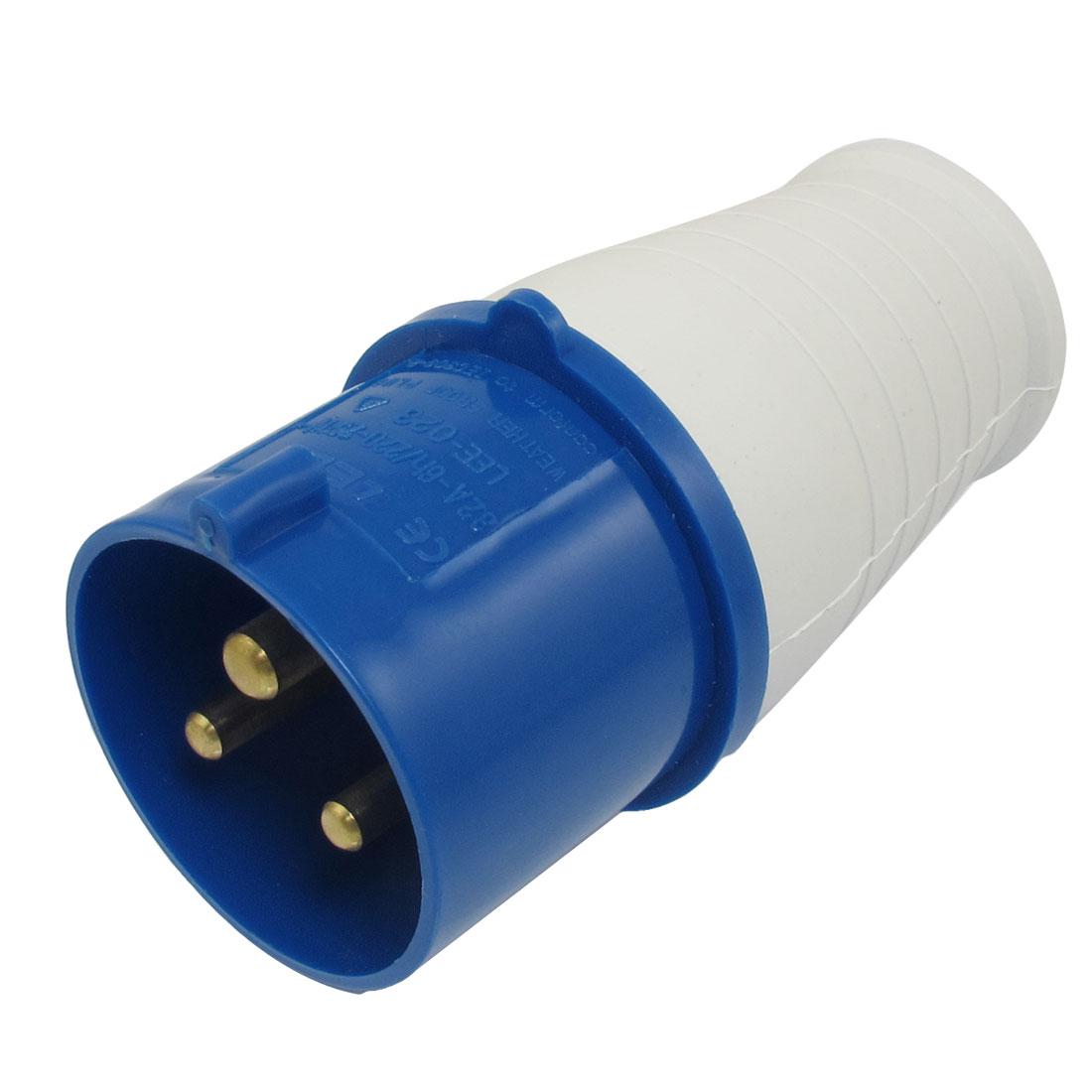 AC 220-250V 32A IP44 2P + E IEC309-2 Industrial Conector