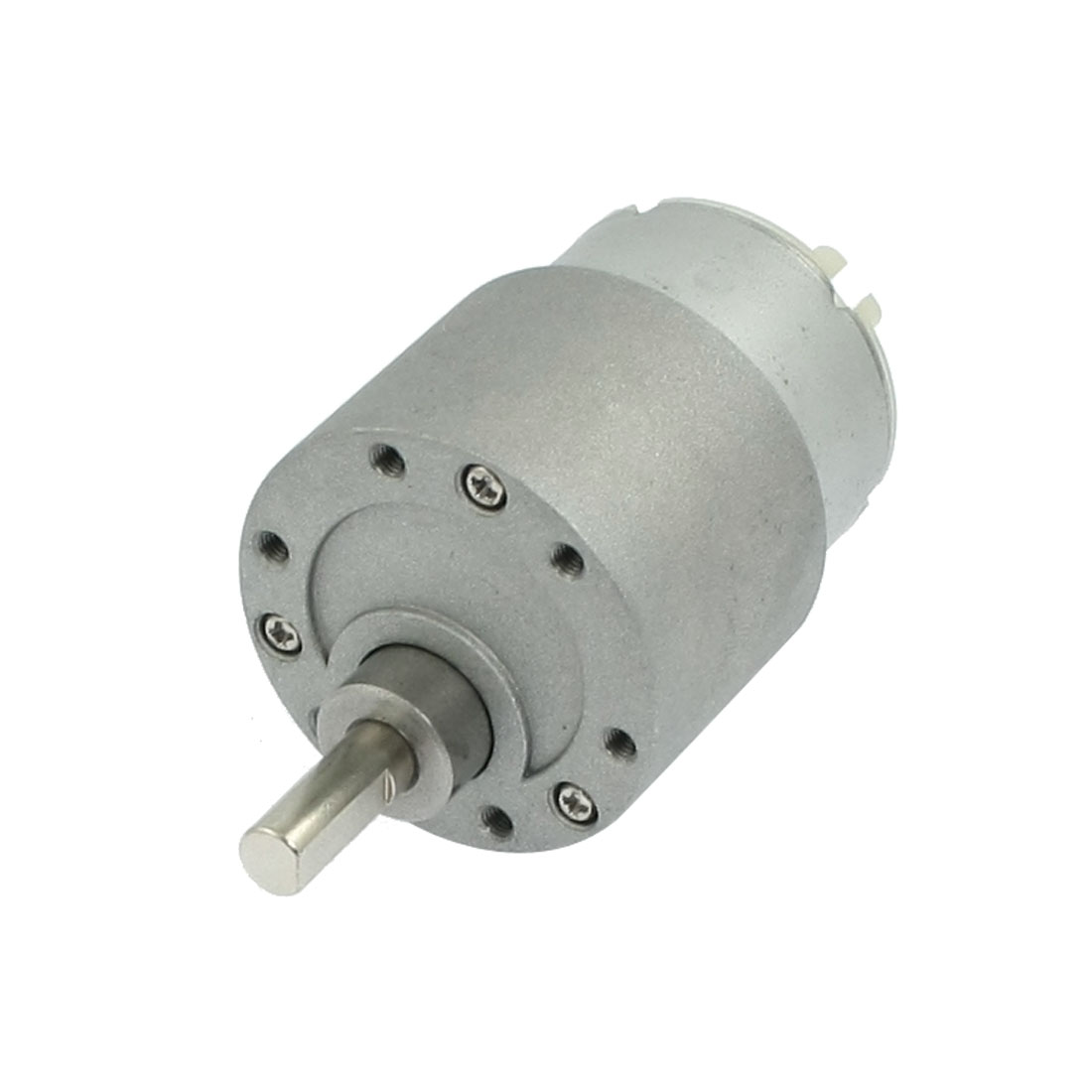 DC 12V 30mA 30RPM 36mm Dia Gearbox Electric DC Geared Motor