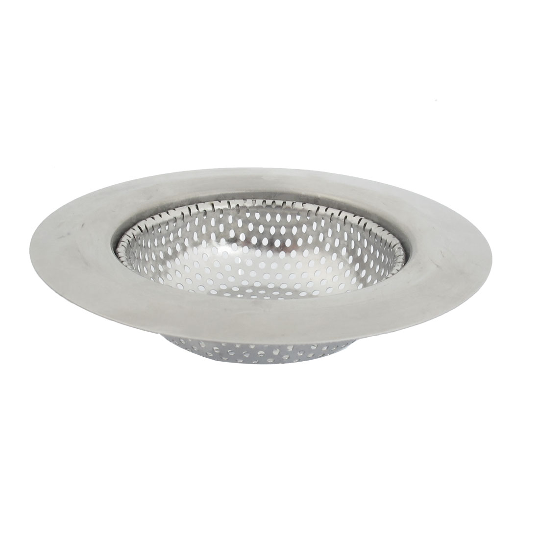 "Perforated Mesh Design 4.3"" Top Diameter Floor Sink Drain Strainer"