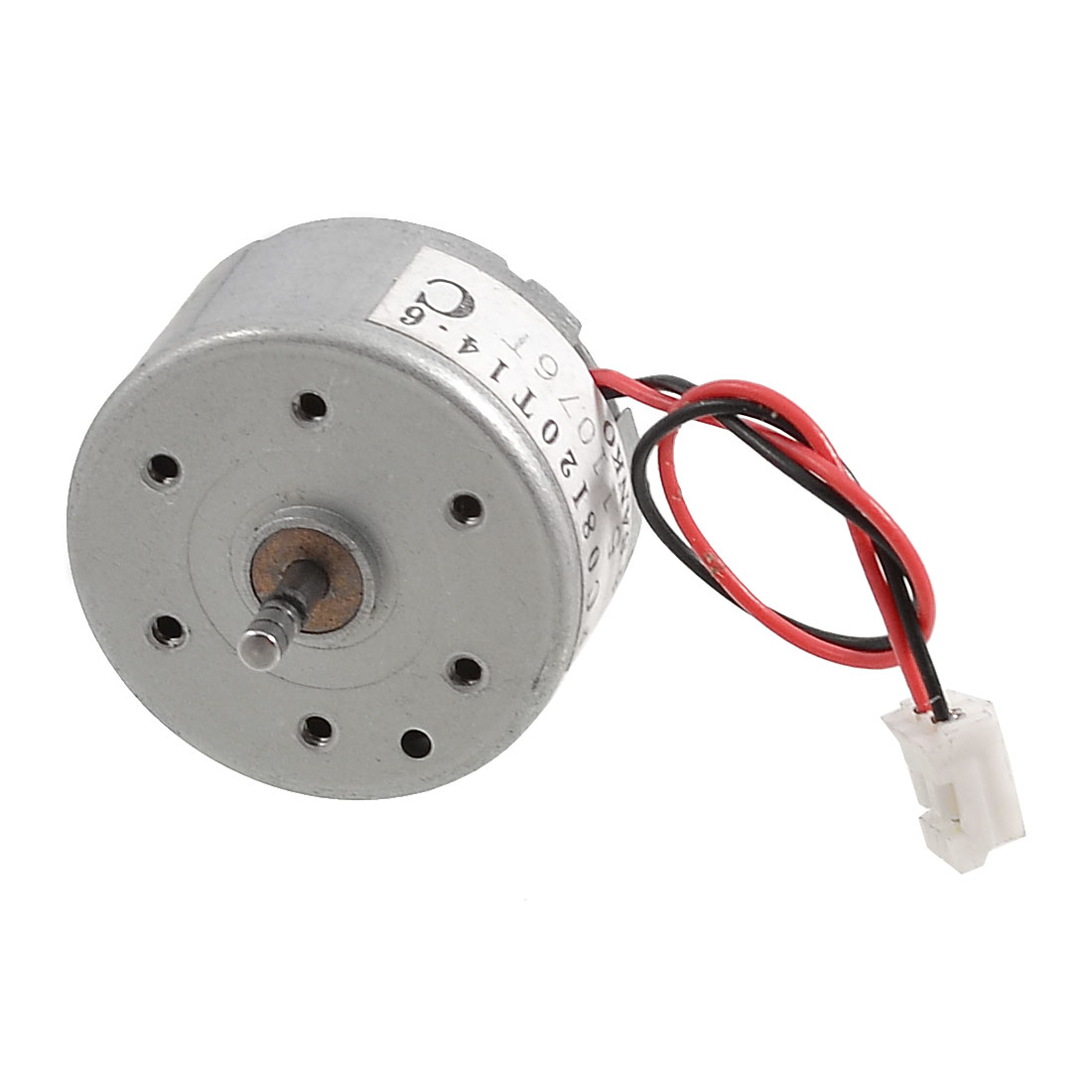 6000RPM Output Speed DC 3V 0.02A Mini Electric Motor