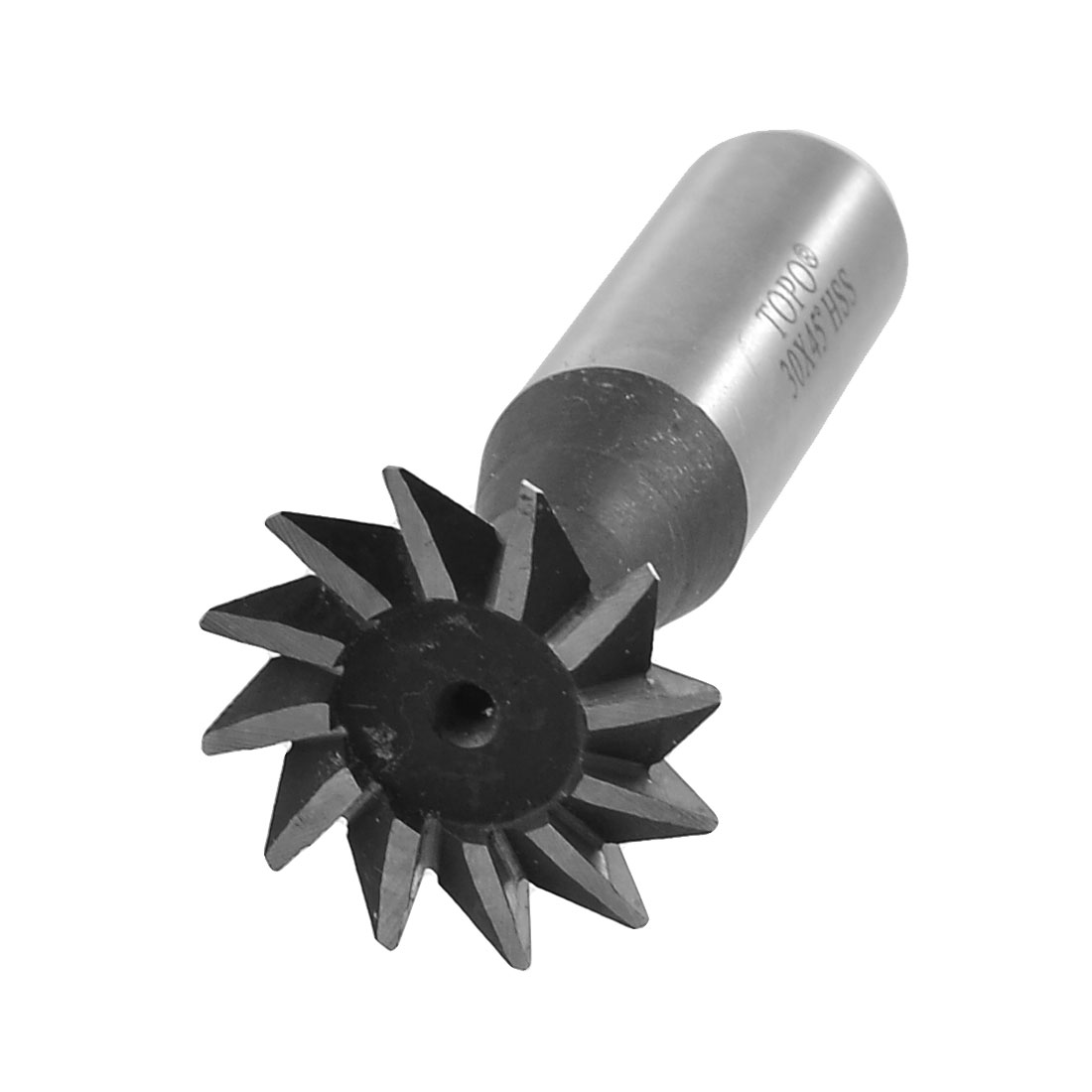 30mm Cutting Diameter 45 Degree Straight Shank Dovetail Milling Cutter