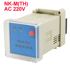 AC 220V 50Hz 30C-70C Sensor Condensation Humidity Temperature Control Controller