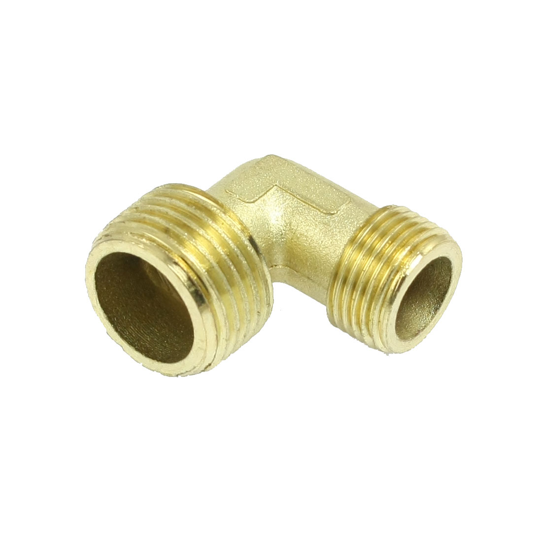 "Air Compressor 3/8"" x 1/2"" Male Elbow 90 Degree Connector"